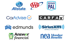 Allstate, AAA, Repair Pal, and other industry leaders trust CARCHEX.